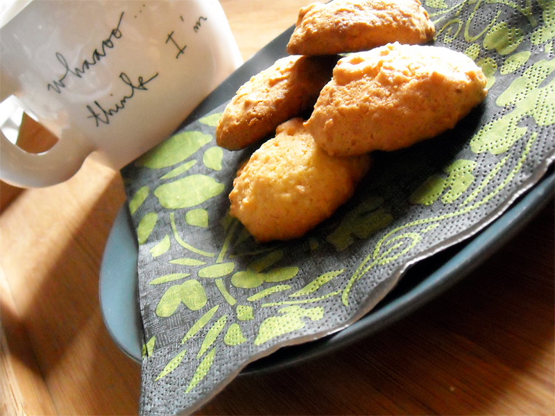 Biscotti croccantini cocco e mandorle