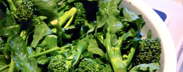 broccoletti neri