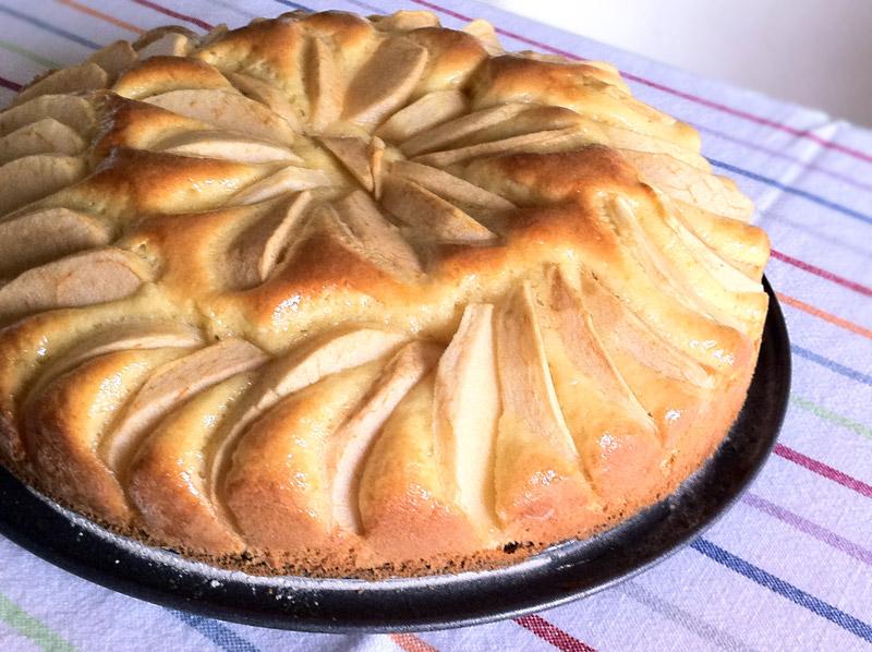 Sunday torta di mele