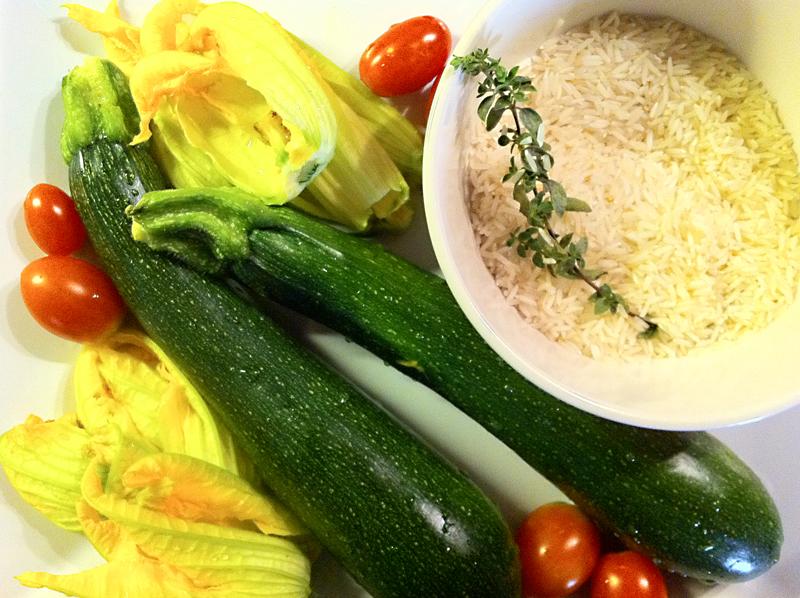 ingredienti insalata di riso