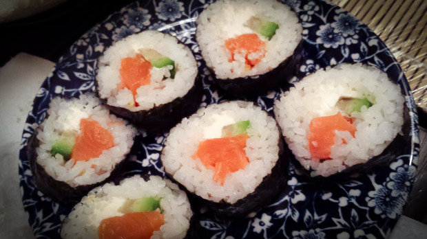 Coupon sushi roma