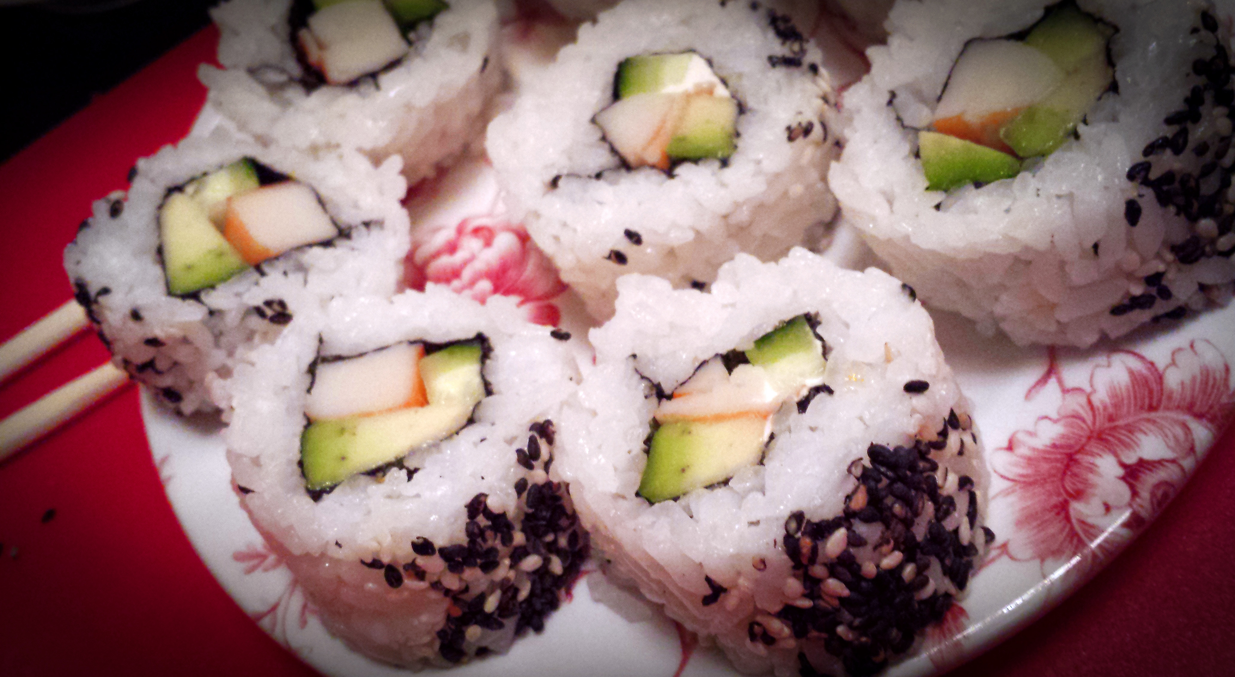 Corso base di sushi