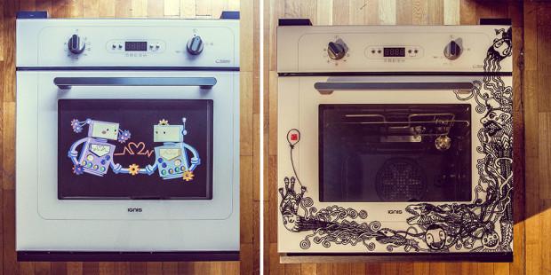 Branding Art, brand e cucina si fanno arte